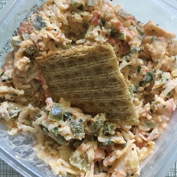 Fresket Jalapeno Lime Seafood Salad @ Kroger's