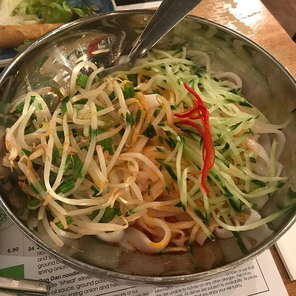Liangpi Cold Noodles