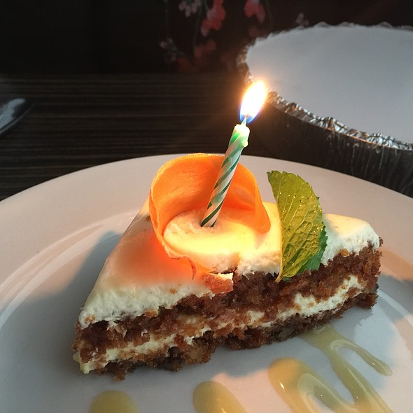Carribean Carrot Cake