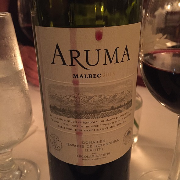 Red Wine Aruma