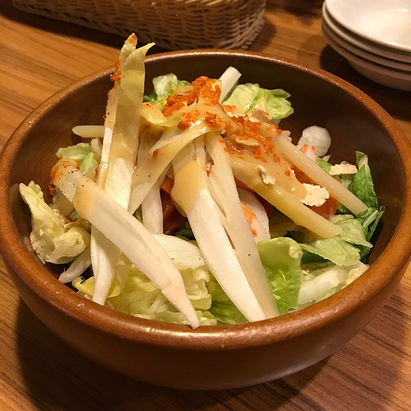シーハーハーサラダ @ びっくりドンキー 鶴見店