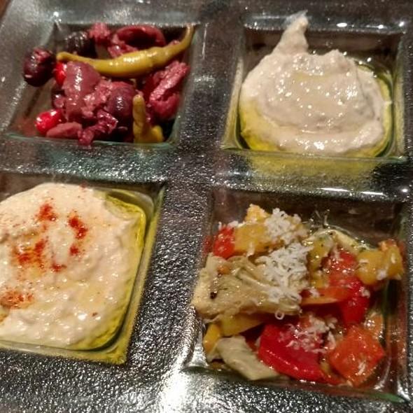 Mediterranean Vegetarian Mezza