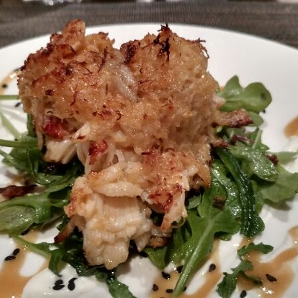 Lobster Cake And Crab Cake