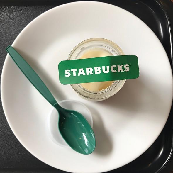 Caramel Custard @ Starbucks Belle Park