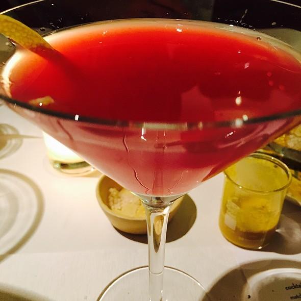Pomegranate Martini @ abcV