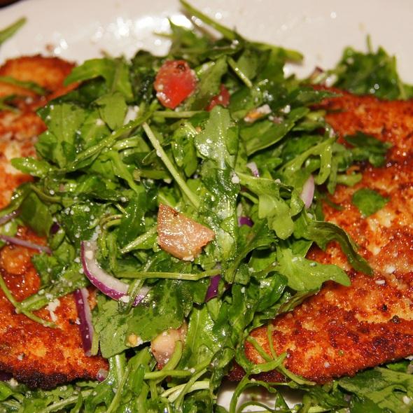 Chicken Milanese - Rosebud Italian Specialties & Pizzeria, Naperville, IL