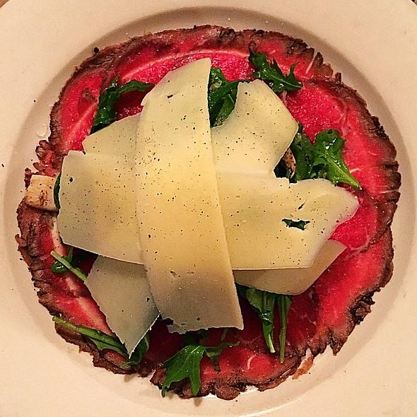 Filet Mignon Carpaccio @ Le Parisien Bistrot