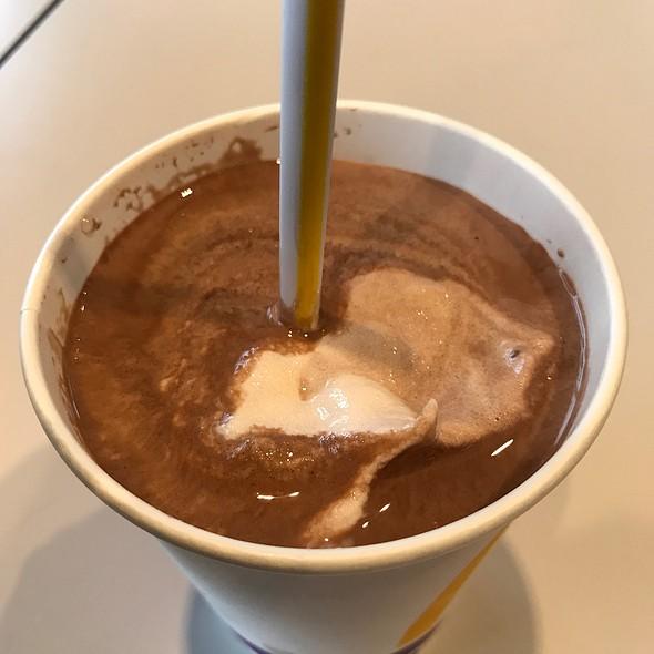 Mcdonalds Chocolate Shake