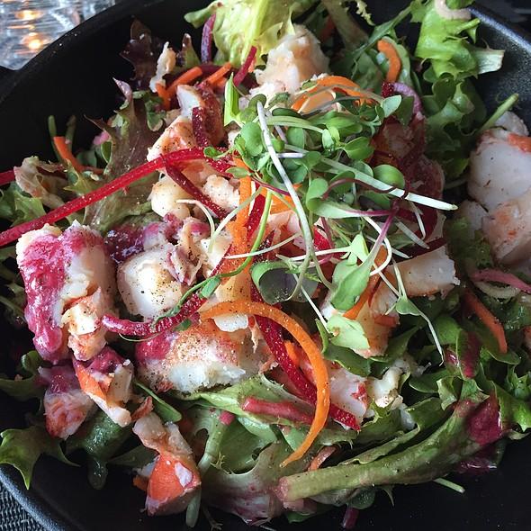 Gaspian Lobster Salad