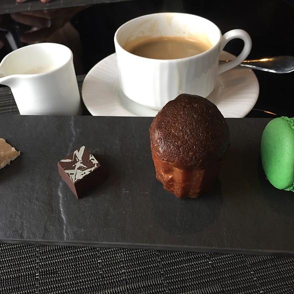 Coffee And Petite Desserts