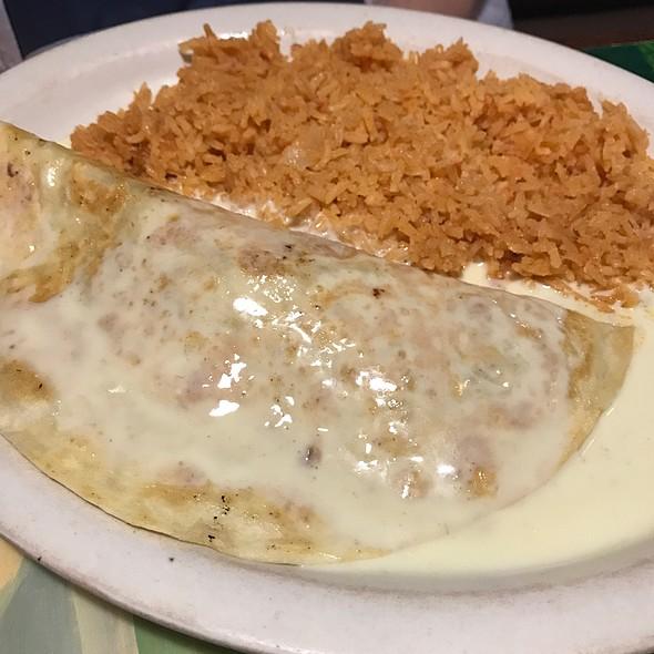 Chicken Quesadilla @ Mi Patria Mexican Restaurant