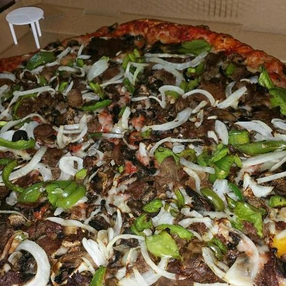 Philly Pizza @ Pizza Man Dan's