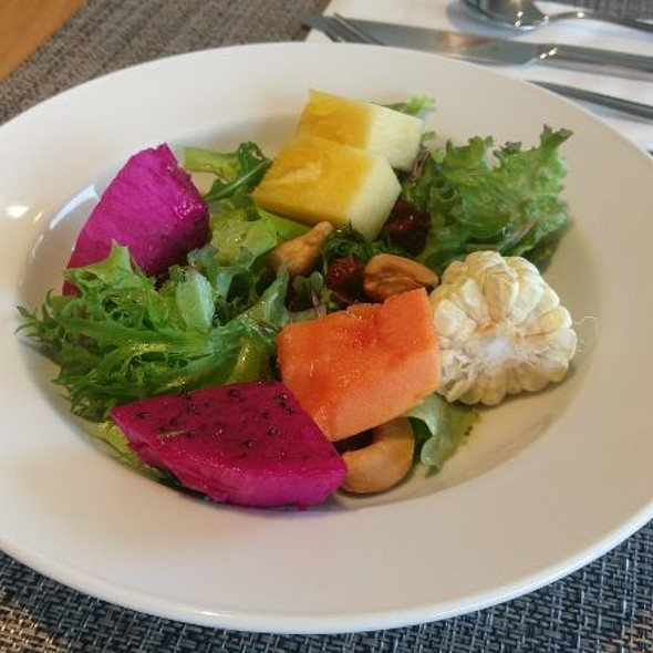 Salad @ 佧美、奧之湯