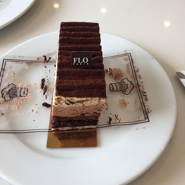 Chocolate Mousse @ Flo Paris