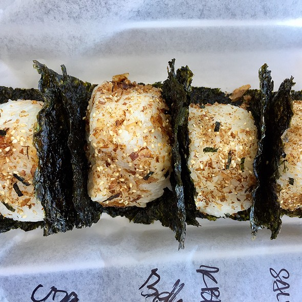 Musubi @ Sushi Near Me