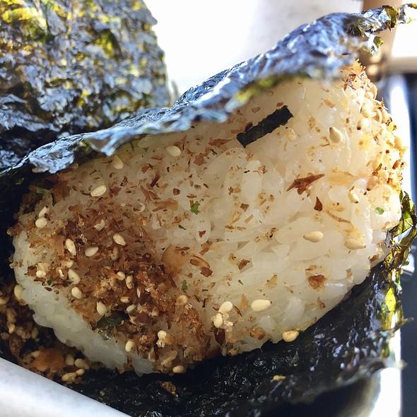 Omusubi @ Sushi Near Me