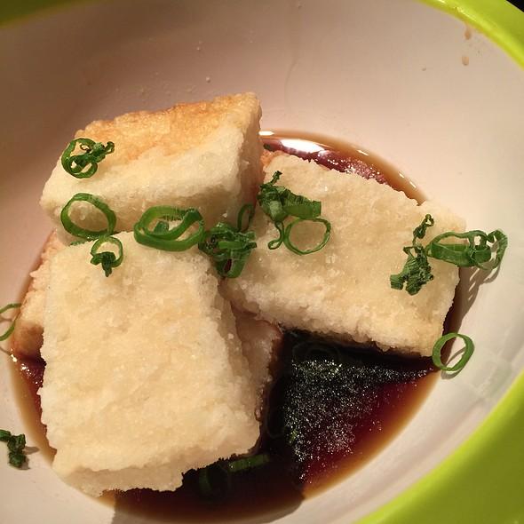 Age Dashi Tofu @ Nara Sushi