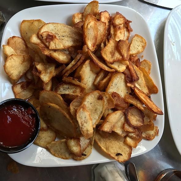 Fries @ Market Street Brewing Co & Restaurant
