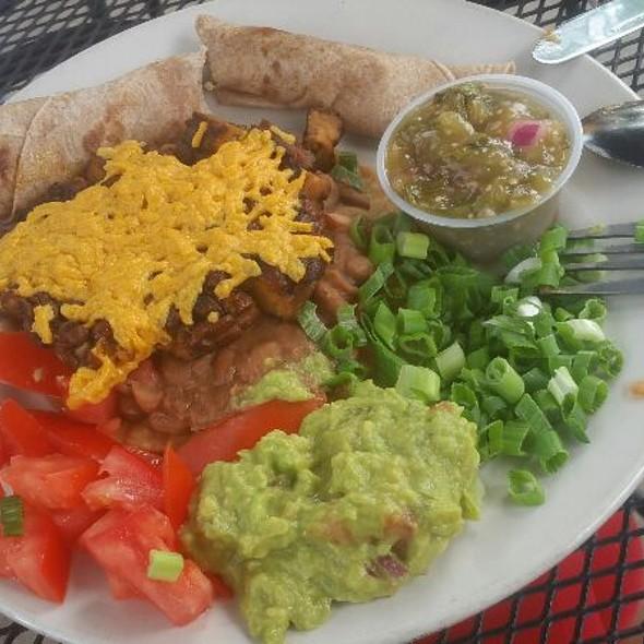 Vegan Veracruz