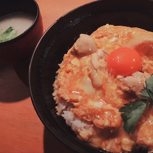 Chicken And Egg Over Rice