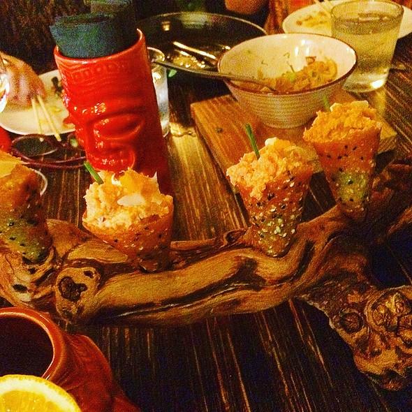 Skuna Bay Salmon Cones