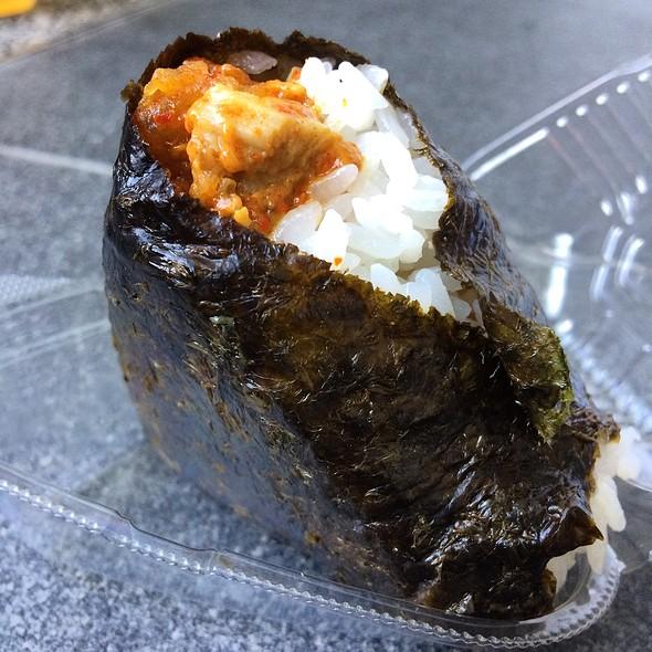 唐揚げカレーマヨネーズ Karaage Curry Mayo @ Yokoso Japan!