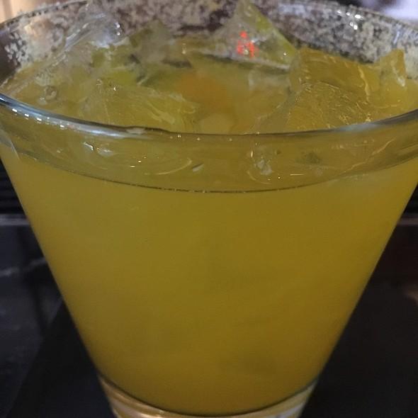 Saffron Margarita @ Empellón