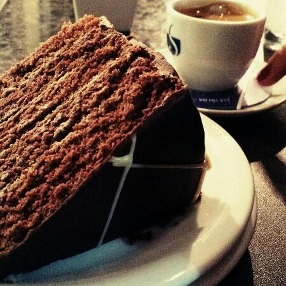 Torta De Café E Espresso @ São Braz Coffee Shopp