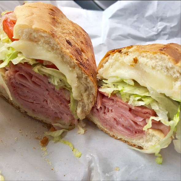 Italian Grinder @ House Of Pizza