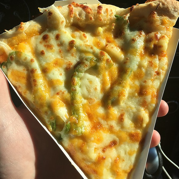 Philly Cheese Breakfast Pizza