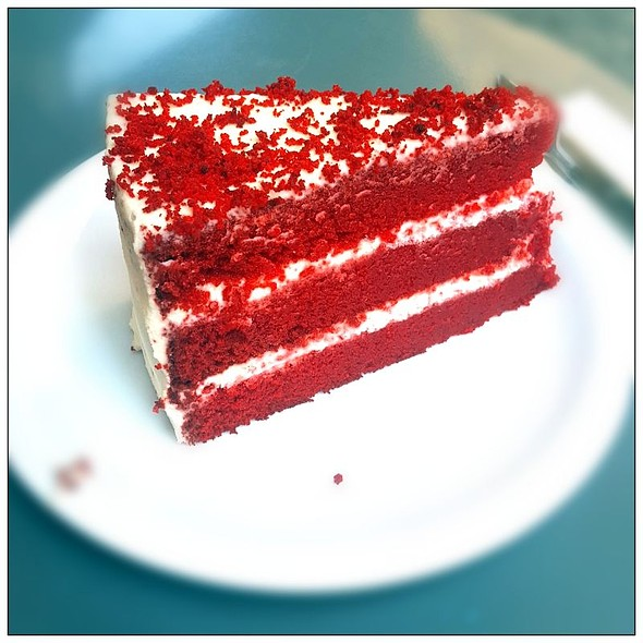 Red Valvet Cake @ Filbooks
