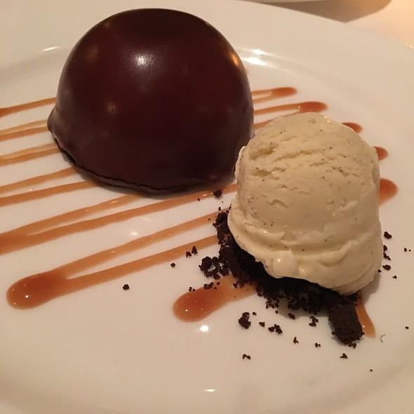 Chocolate Mousse @ Monkey Bar
