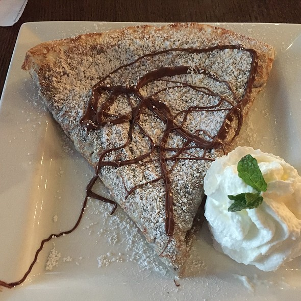 Nutella Crepe @ Coco Crepes