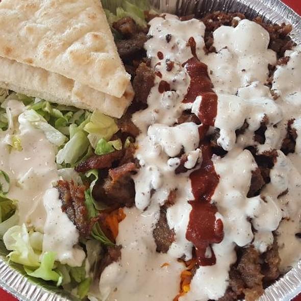 Beef Gyro Plate