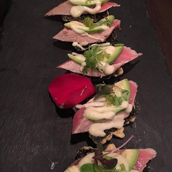 Tuna Kurakka @ Mikado Sushi
