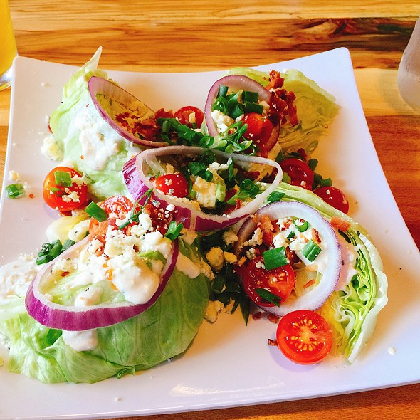 Wedge Salad @ Jack Russell Brewery Downtown