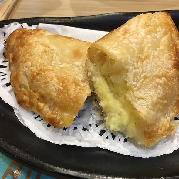 Durian Cheese Pastry @ Hui Lau Shan - Tsim Sha Tsui Haiphong Road