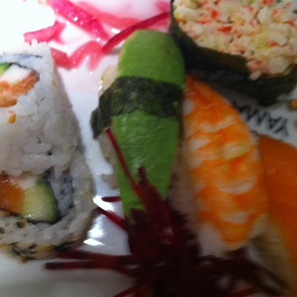 Sushi @ Sushi centralen AB