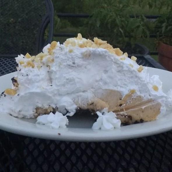 Peanut Butter Pie @ Soda Jerk