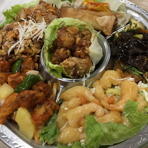 Chinese Plater @ 大手町ビル