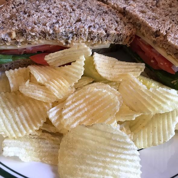 Health Sandwich @ Irving Farm Coffee House
