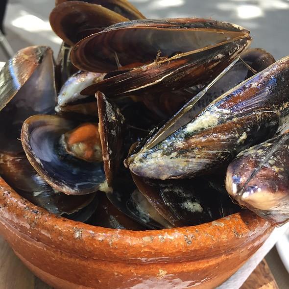 Mussels @ La Biennal