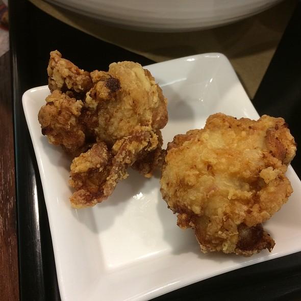 Chicken Karaage @ デニーズ 世田谷公園店 (Denny's)