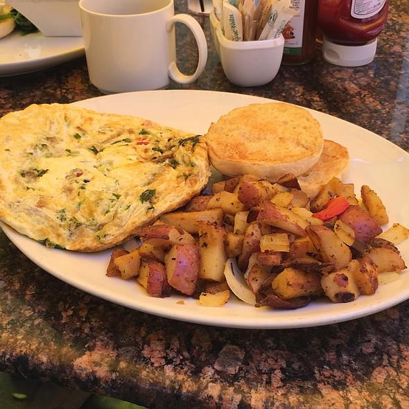 Frittatta @ Marmalade Cafe, Westlake, CA