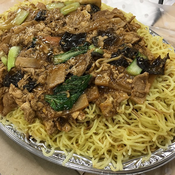 Fried Noodles @ 大手町ビル
