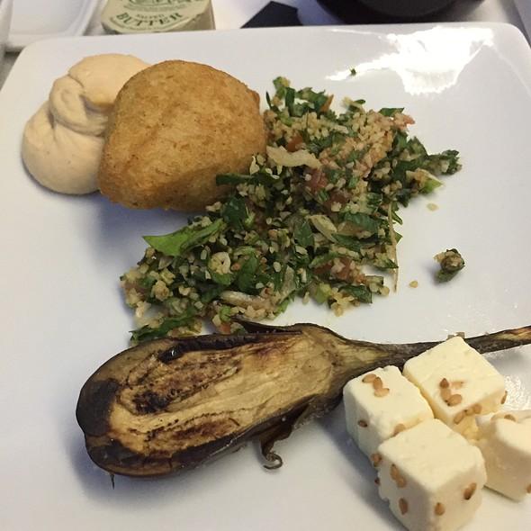 Rose Harissa Hummus