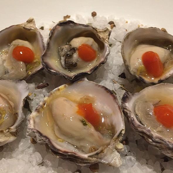 Vancouver Island Kushi Oysters