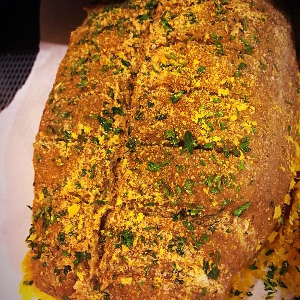 Raw Buckwheat Groat Bread