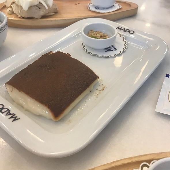 Kazandibi (Caramelized Pudding)