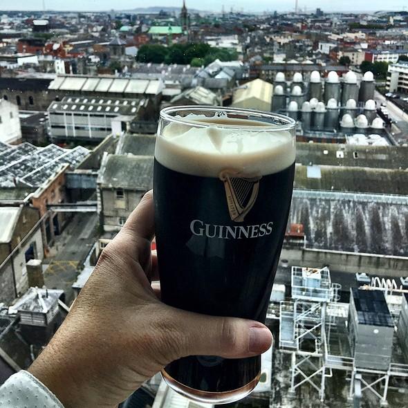 Guinness @ Guiness Storehouse